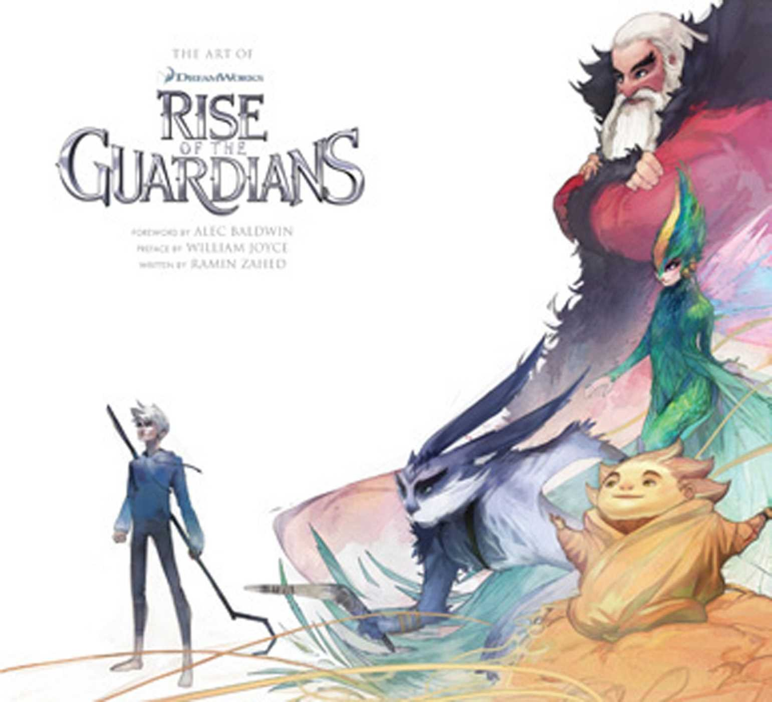 amazon the art of rise of the guardians the art of dreamworks