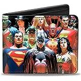 Buckle-Down Bifold Wallet Justice League
