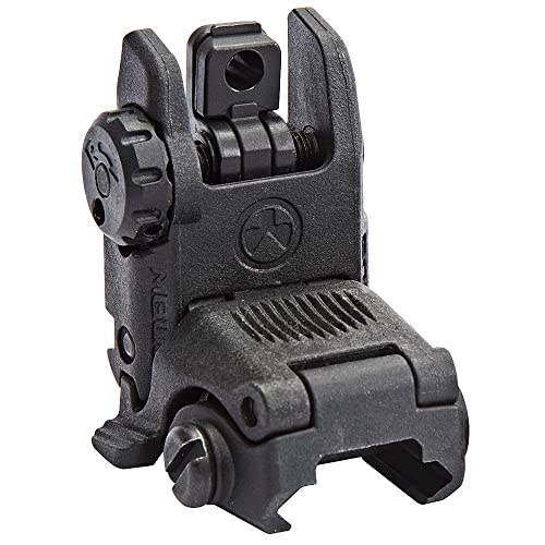 Magpul Gen 2 Black MBUS Rear Flip Sight