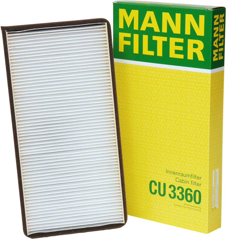Mann Filter CU3360 Cabin Air Filter