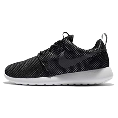 NIKE Men's Roshe One, Cool Grey/Cool Grey-Black, ...