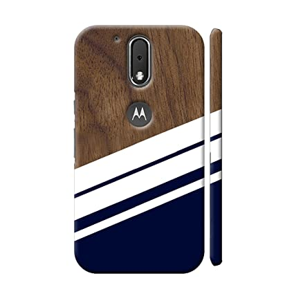 new product 0f194 4be22 Clapcart Moto G4 Plus Designer Printed Mobile Back Cover for Motorola Moto  G4 Plus / Moto G 4th Generation / Moto G Plus 4th Gen - Wooden color