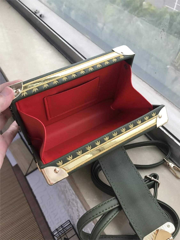 Famous rivet box handbags mini Cube original design crossbody Bags for Women