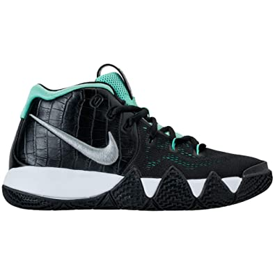 size 40 9f8b1 b514d Amazon.com | Nike Kyrie 4 (GS) Big Kid Basketball Shoe | Basketball