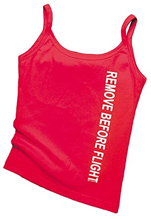 Born Aviation Remove Before Flight Tank Top (Large) at Amazon ... ee87b942a