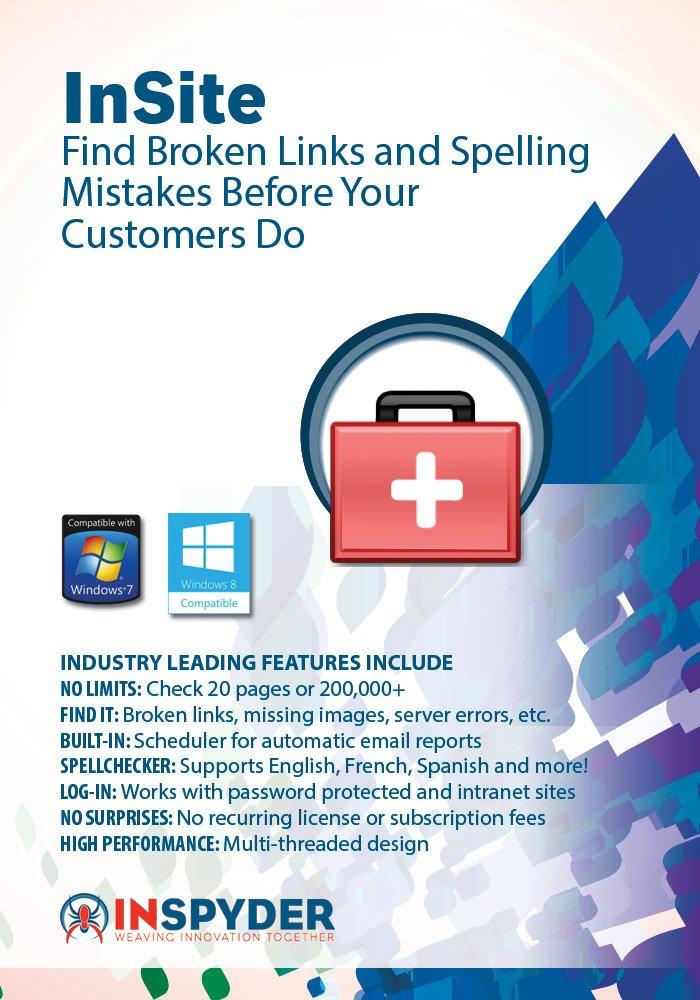 Inspyder InSite 4 [Download] by Inspyder Software Inc.