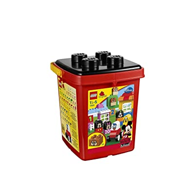 LEGO Duplo Disney Mickey & Friends (10531): Toys & Games