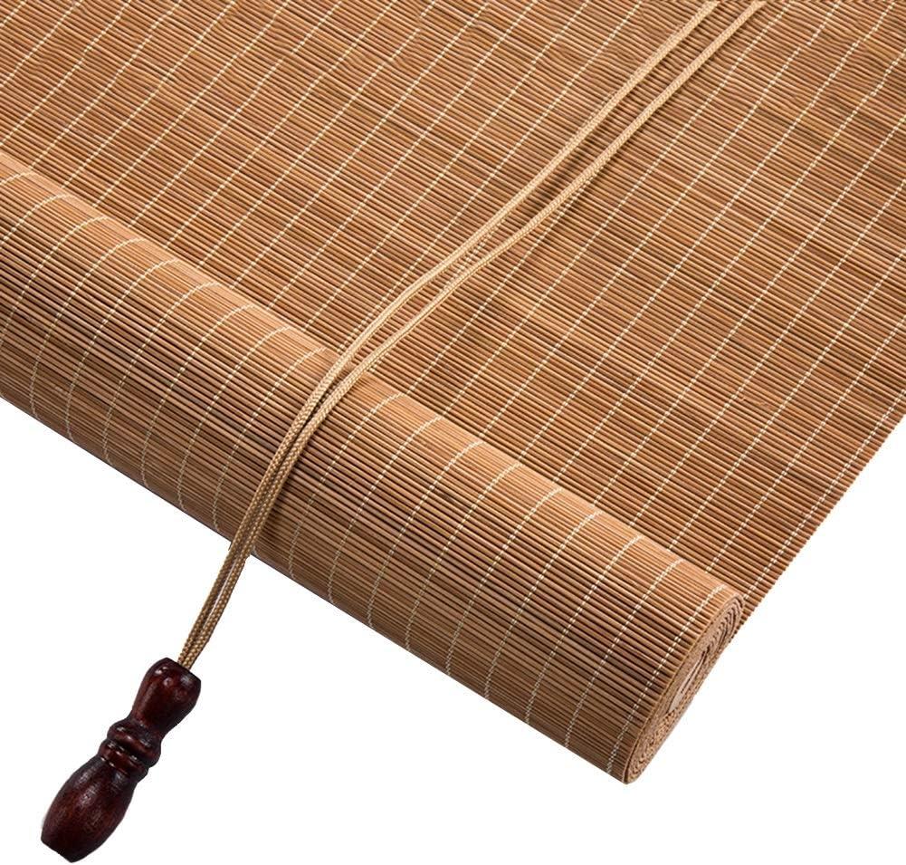 Estores Enrollables Persianas Exteriores Enrollables de Bambú Para ...