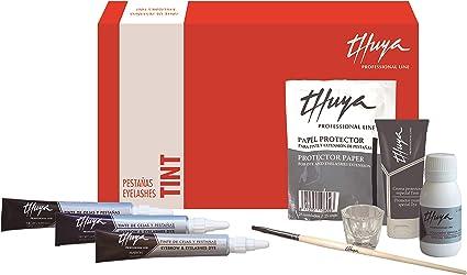 Thuya, Tratamiento para pestañas - 1 set: Amazon.es: Belleza