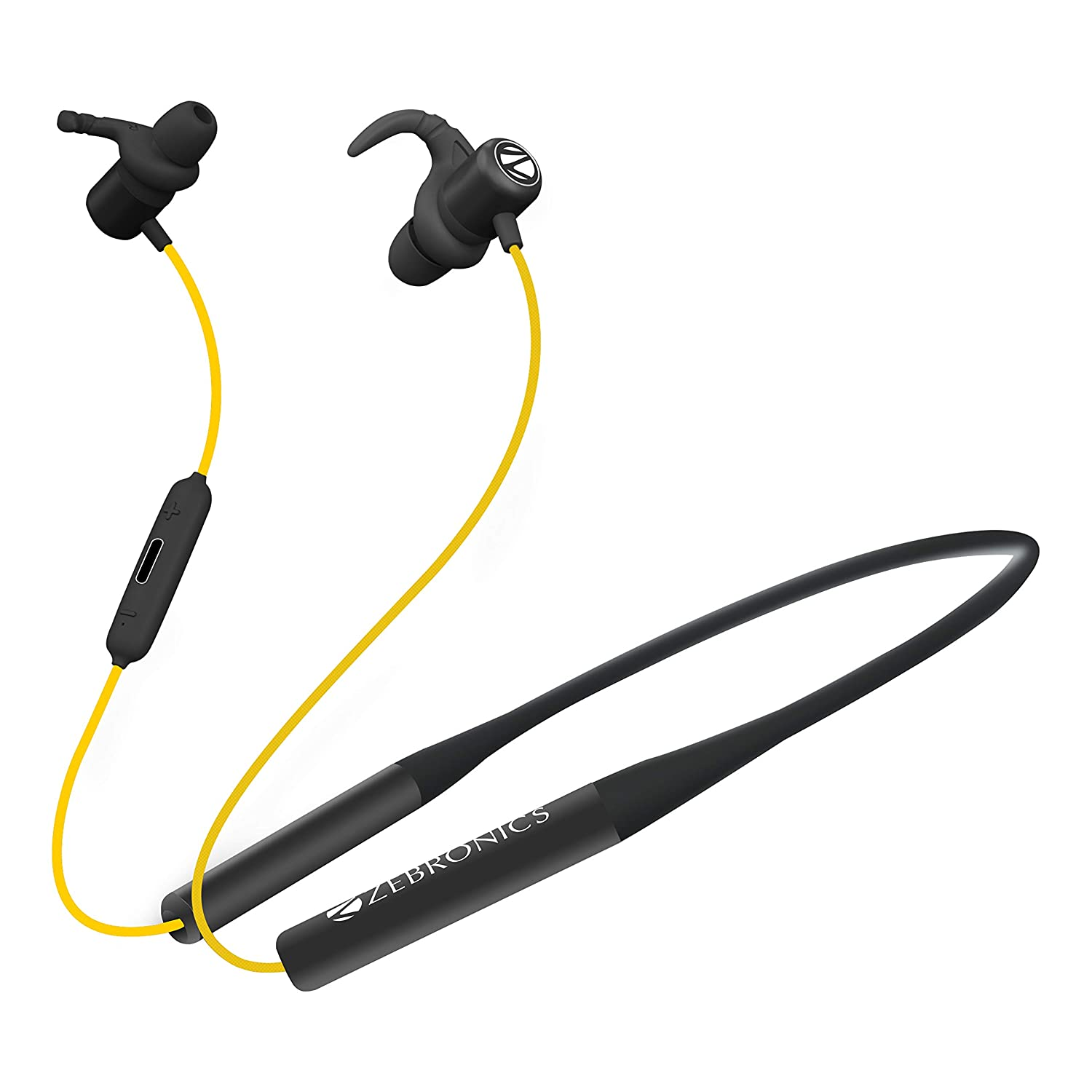 KNOW ALL ABOUT ZEBRONICS ZEB-YOGA BLUETOOTH Neckband