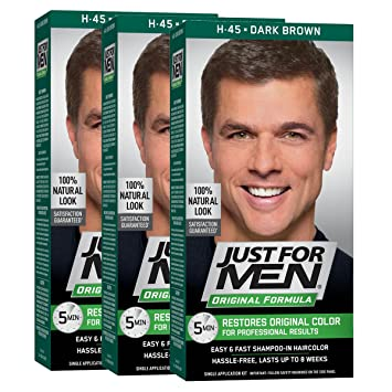Amazon Com Just For Men Original Formula Men S Hair Color Dark