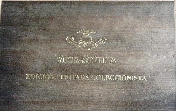 Caja Edición Limitada Coleccionista VALBUENA 5º Vega Sicilia 2006 ...