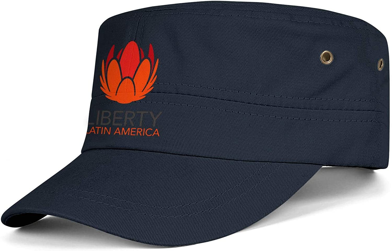 Liberty Latin America Logo Mens Woens Hats Snapback Military Cap Sun Hat Humor Caps