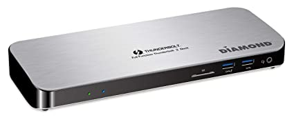 Amazon.com: Diamond Thunderbolt 3 Dock with Power Delivery for Mac