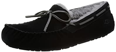 UGG Men's Olsen Moccasin, Black, ...