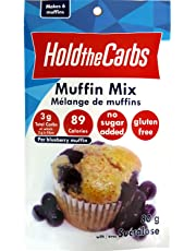 HoldTheCarbs Low Carb Muffin Mix with Sucralose, 80g