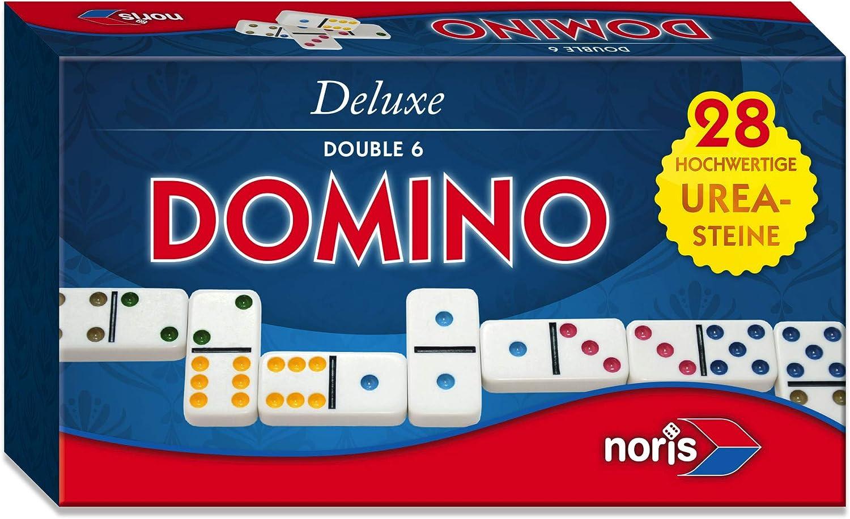 Noris Spiele 606108002 - Habitación Doble Deluxe 6 Domino