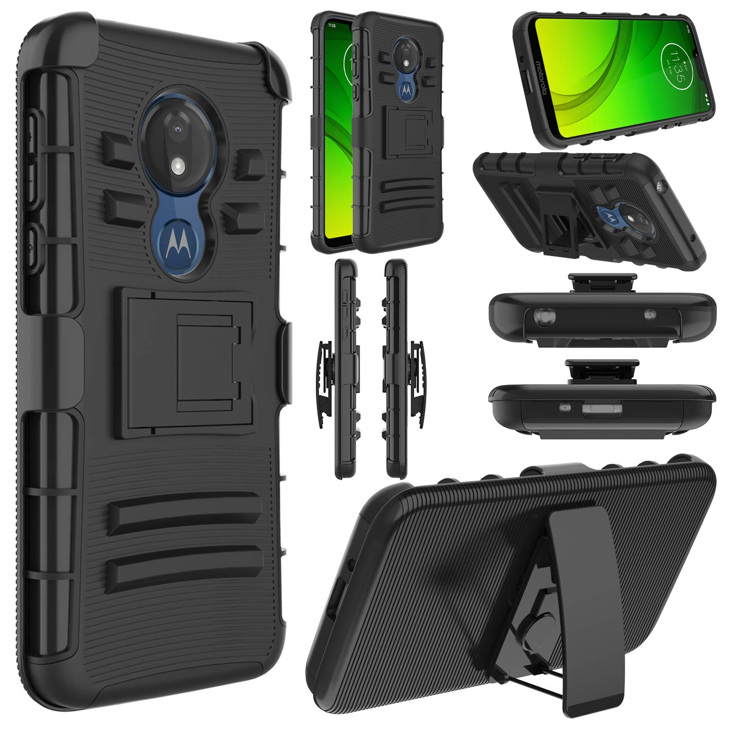 Funda Para Moto G7 Power Con Pie Elegant Choise (7pjwqyt7)