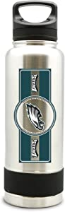 NFL Philadelphia Eagles 38oz Double Wall Stainless Steel Large Water Bottle