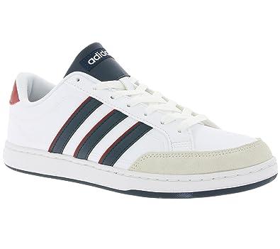 Adidas F99130 Courtset Weiß Neo Schuhe Sneaker Turnschuhe Herren zU8zqw6