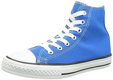 Converse Herren Chuck Taylor All Star Season Hi Sneaker, rot, Eu