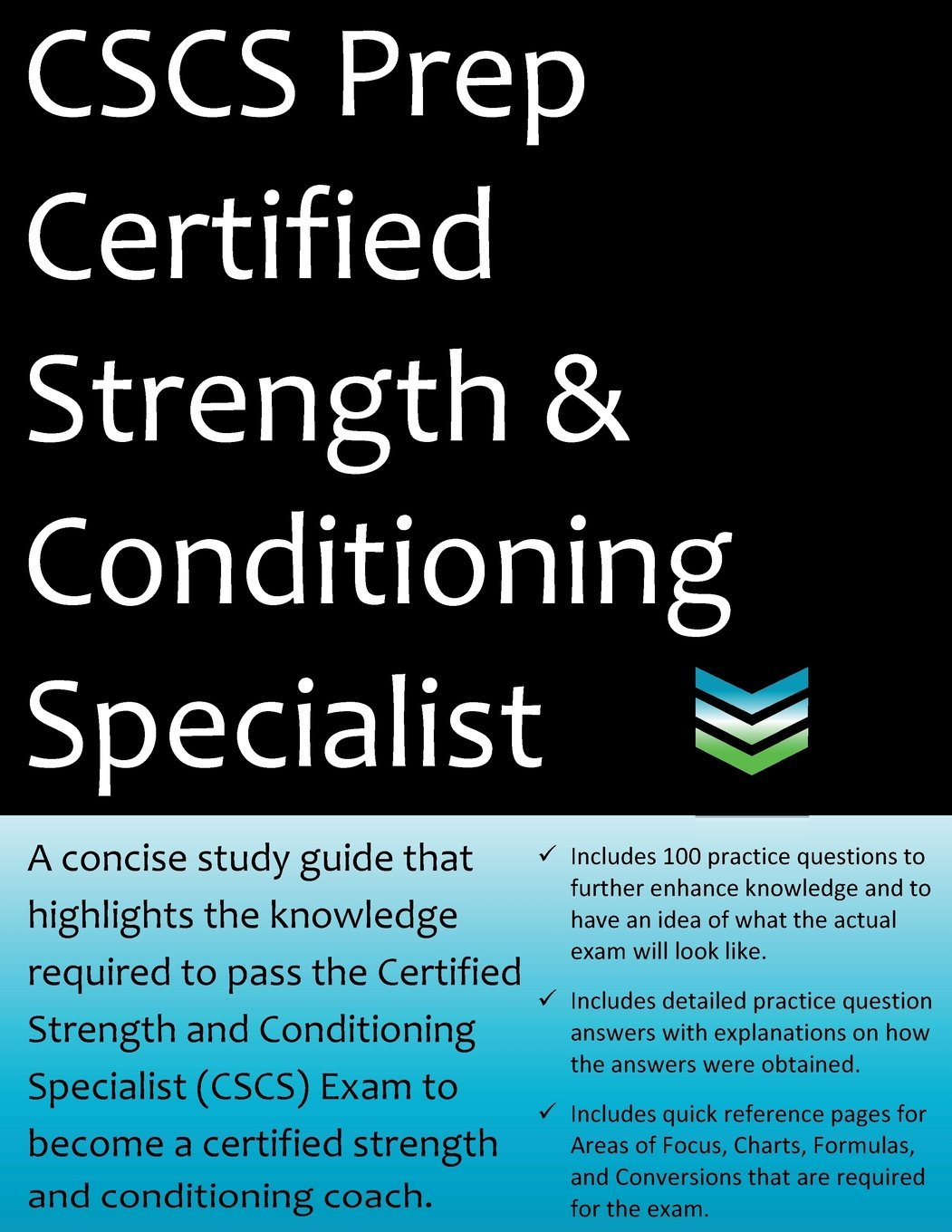Cscs Certified Strength Conditioning Specialist 2018 Edition That