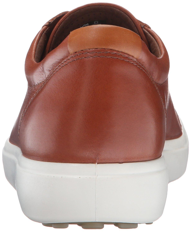 ECCO Women's Soft 7 Fashion Sneaker, B015XQ6FQ8 40 EU/9-9.5 M US Mahogany