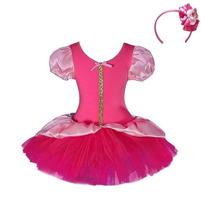 9b5832f4e8dc Amazon.com  Dressy Daisy Girls  Fairy Fancy Dress + Headband Ballet ...