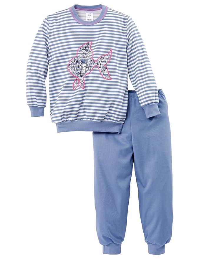 Calida Ocean Sweetie Pyjama Bündchen, Conjuntos de Pijama para Niñas: Amazon.es: Ropa y accesorios