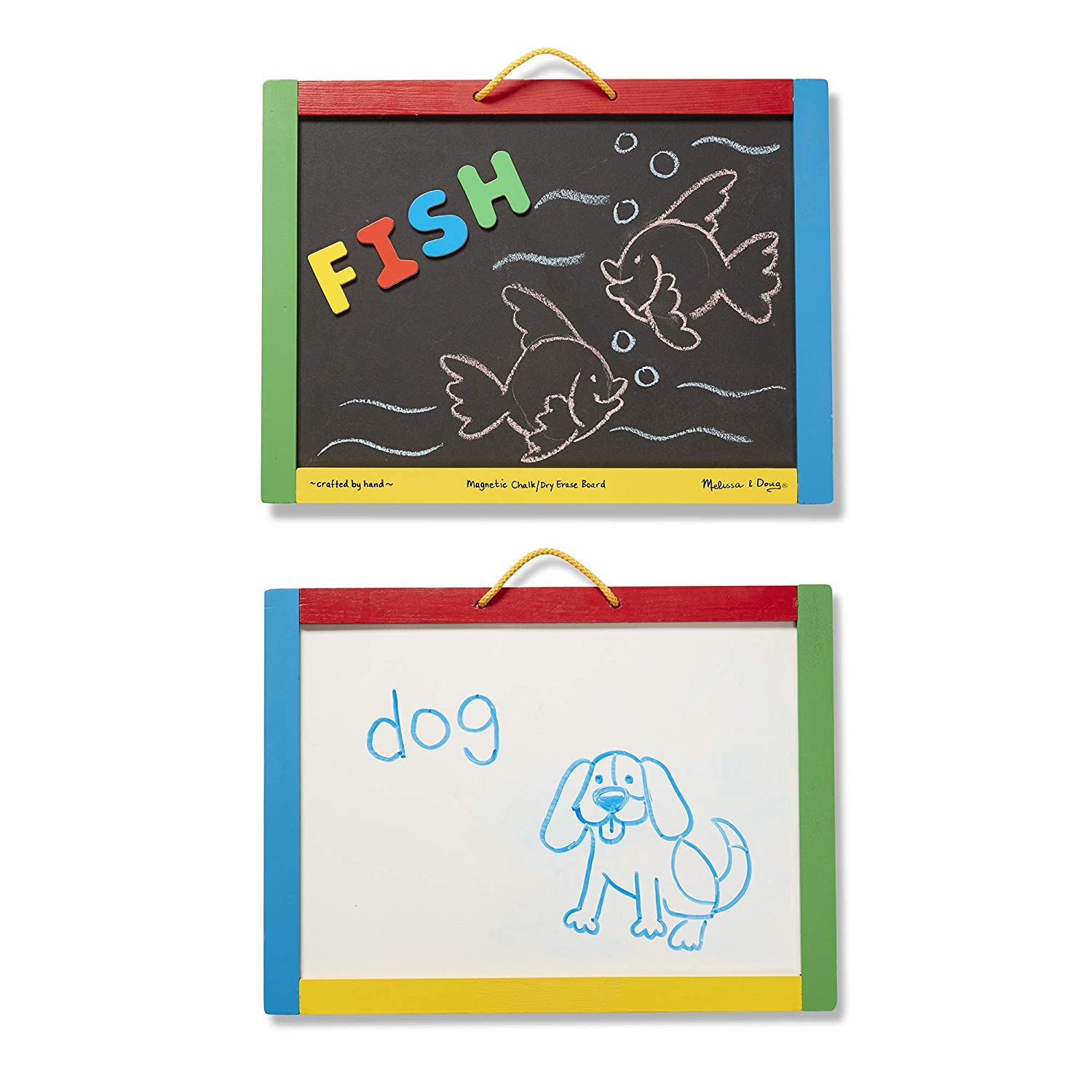 Magnetic Chalkboard/Dry Erase Board - (Child) Pcs Group 10145