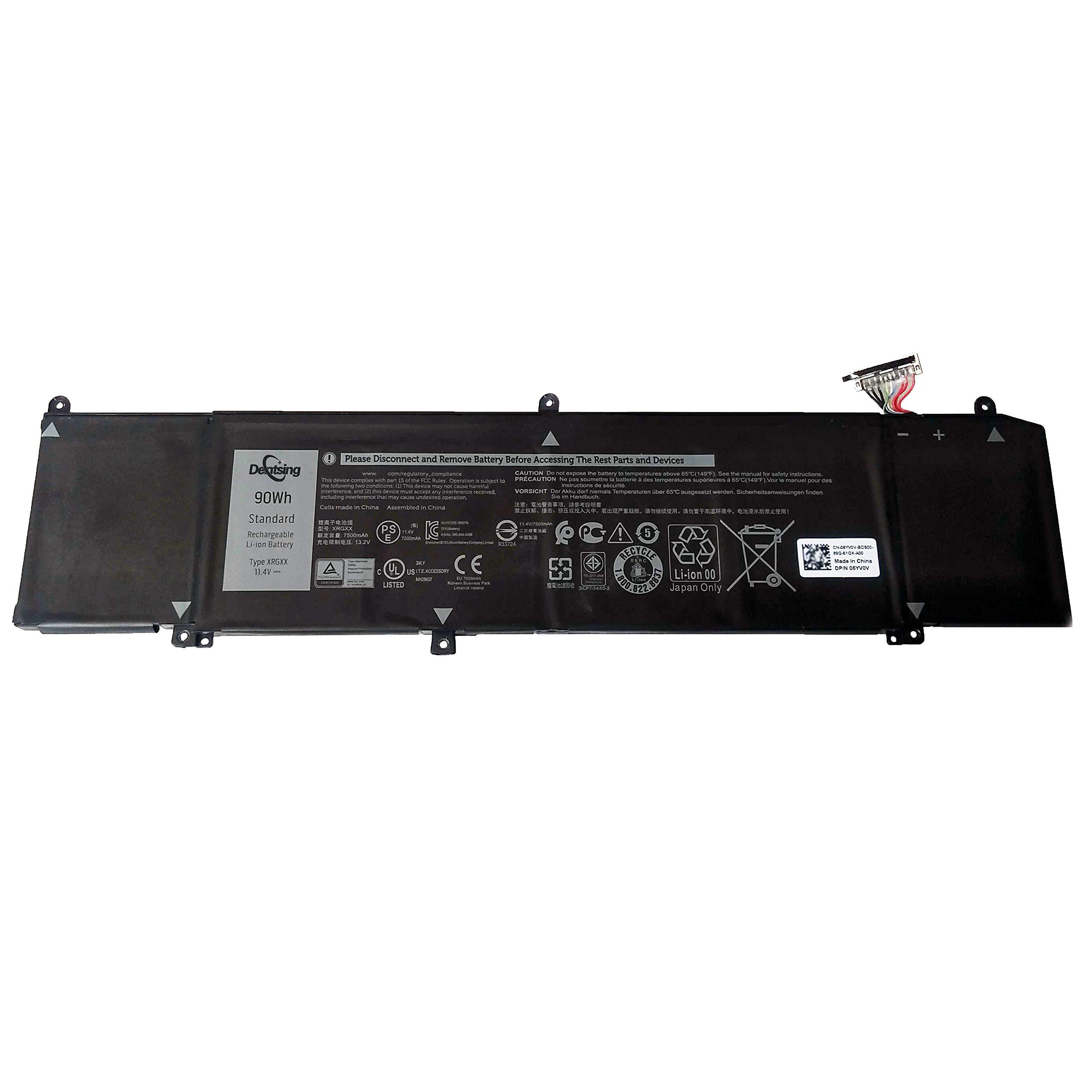 Bateria XRGXX para Dell G5 15 5590 G7 15 7590 G7 17 7790 Ali