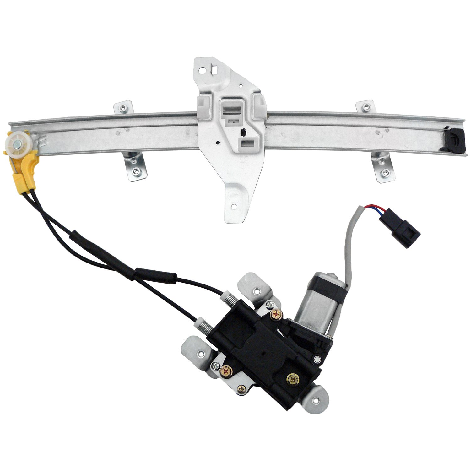 ACDelco 11A1 Professional Front Driver Side Power Window Regulator with Motor by ACDelco