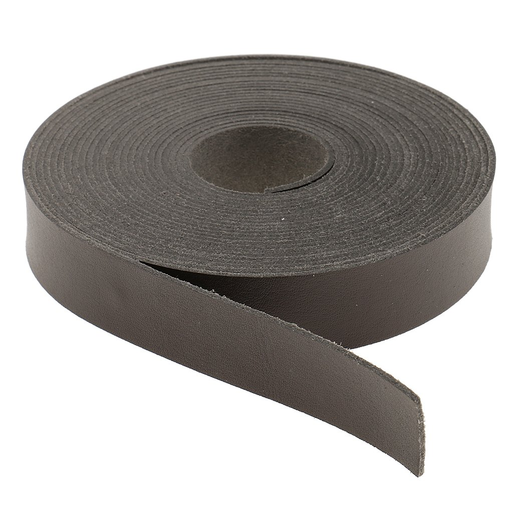 Light Coffee MagiDeal 5 Meters PU Leather Strap Strip for Leather Crafts DIY Bag Belt Material 2cm 5 Meters