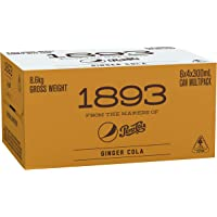Pepsi 1893 Ginger Cola, 6 x 4 x 300ml