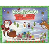 Doodle and Activity Advent Placemats: With 36 Tear-Out Doodle Placemats! (Doodle Mats)