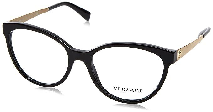 Amazon.com: Versace ve3237 Lentes de la mujer, 54/ 17/ 140 ...