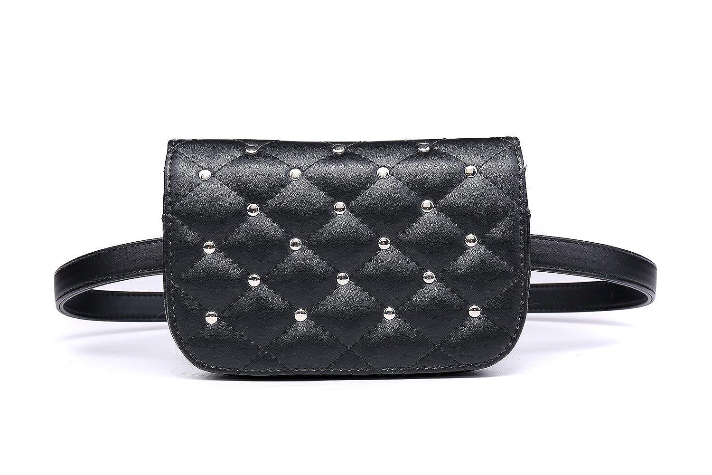 08efec90595bc7 Amazon.com   Womens Lovely Waist Pouch, Fashion Belt Bags, Trendy Fanny Pack  Travel Wallet   Waist Packs