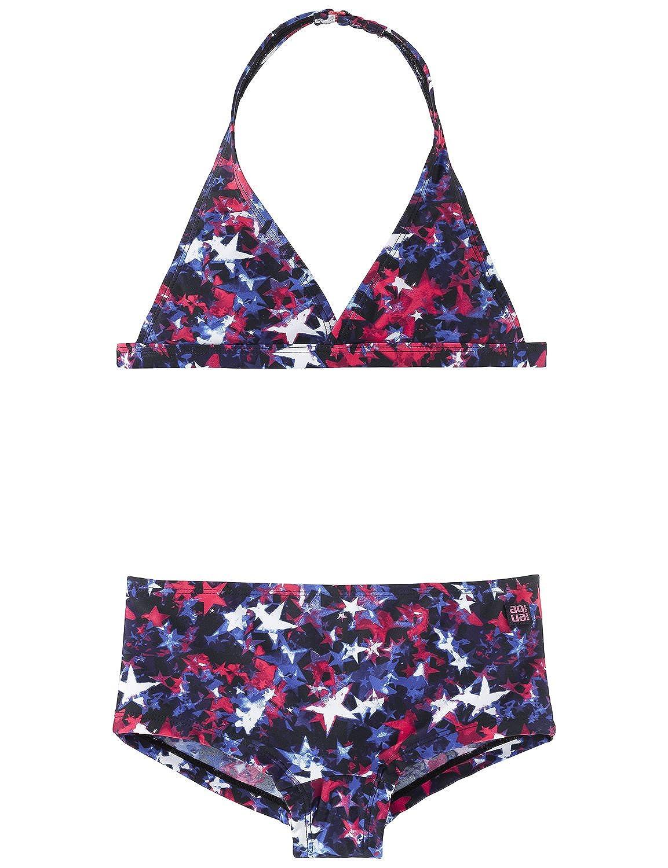 Schiesser Mädchen Bikini Aqua Neckholder 156018