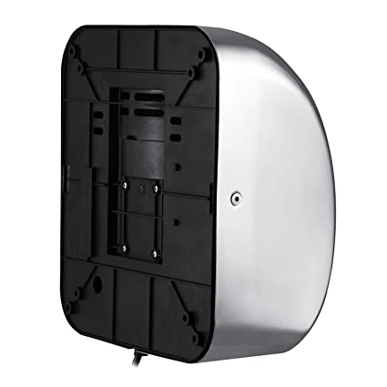 Cueffer Secador de Manos 1800 W Secador de Manos Electrico 90 m/s Secado de Manos Automatico de Acero Inoxidable Secadora de Manos Comercial Hand Dryers ...