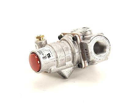PITCO 60139101 única termopar Gas válvula de seguridad