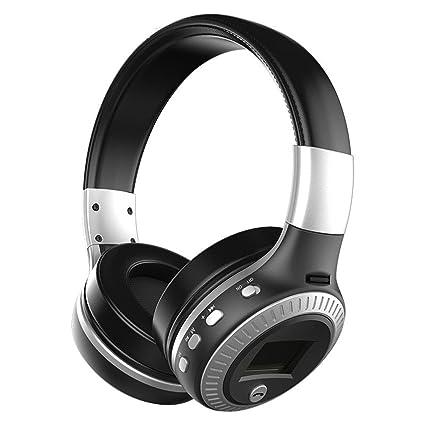 Amazon.com: ZEALOT B19 – Auriculares Bluetooth Inalámbricos ...