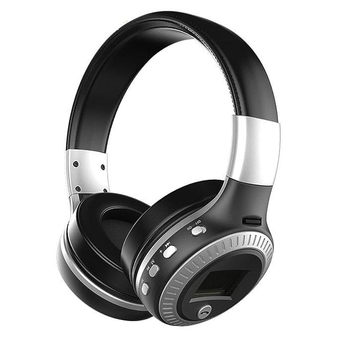 Zealot b19 cuffie Bluetooth senza fili stereo auricolare con microfono auricolari  Micro-SD FM radio 051c5946095e