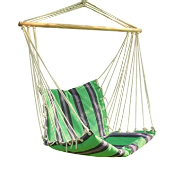 sale   adeco cotton fabric canvas hammock chair tree hanging suspended outdoor indoor cozumel amazon        sale   adeco cotton fabric canvas hammock chair tree      rh   static amazon