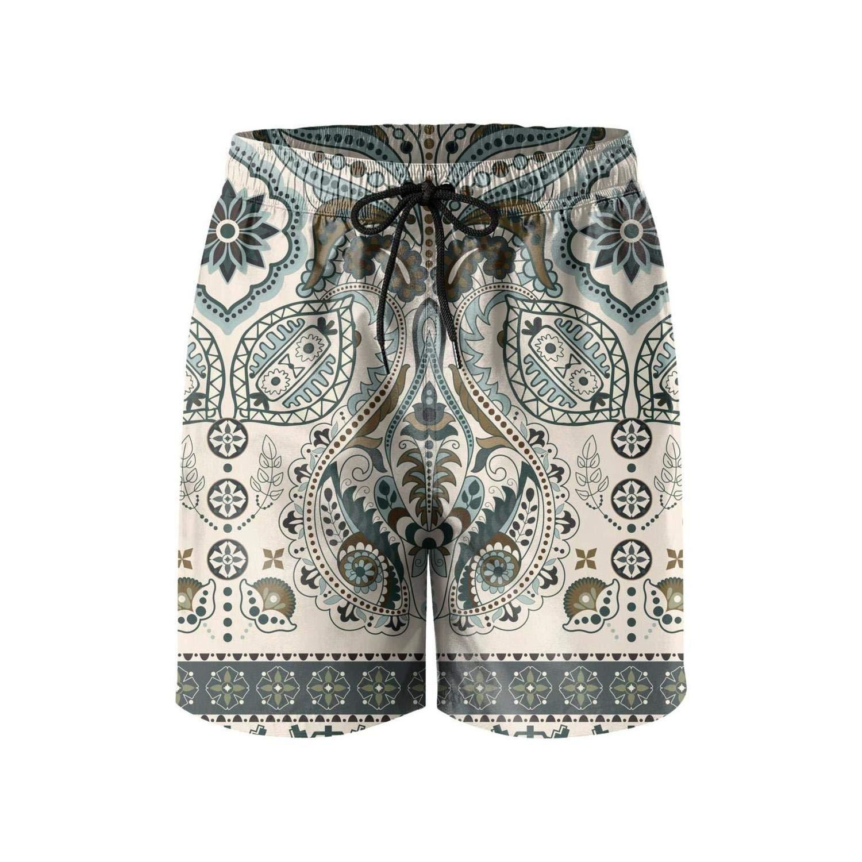 Swirled Shorts