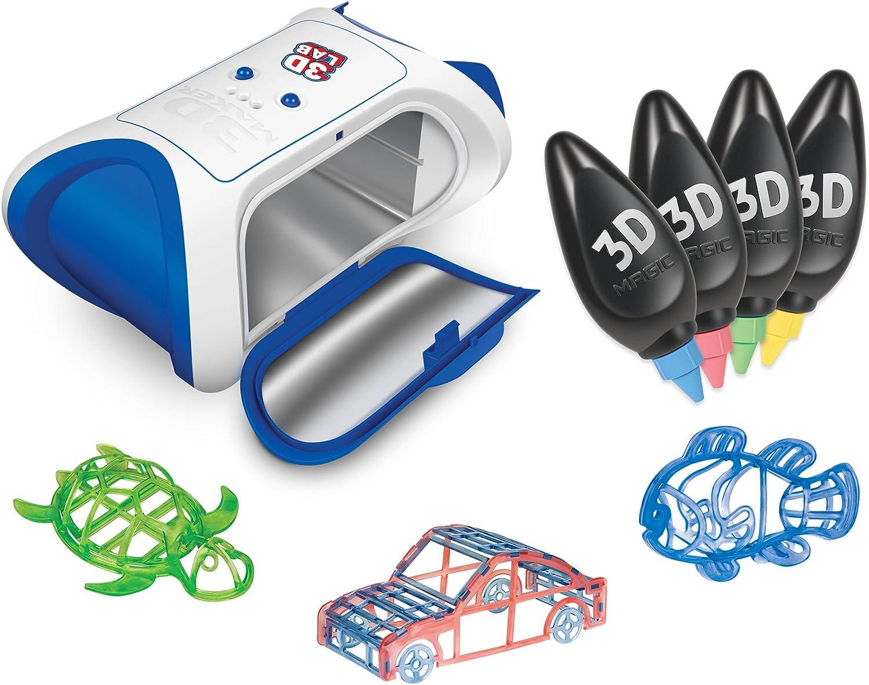 World Tech Toys 3D Lab 3D Maker UV Light Box