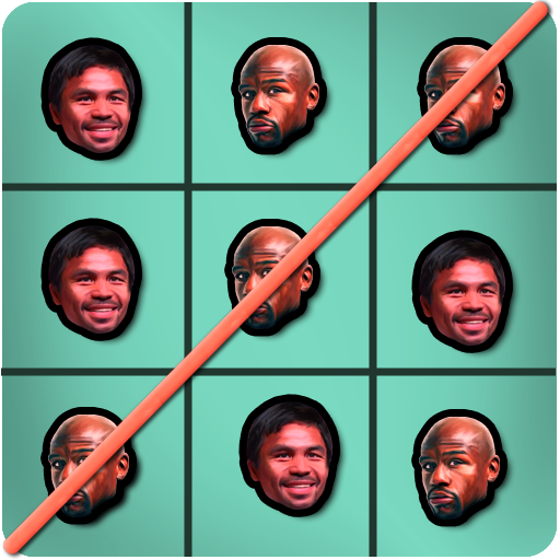 (Fighters Tice Tac Toe)