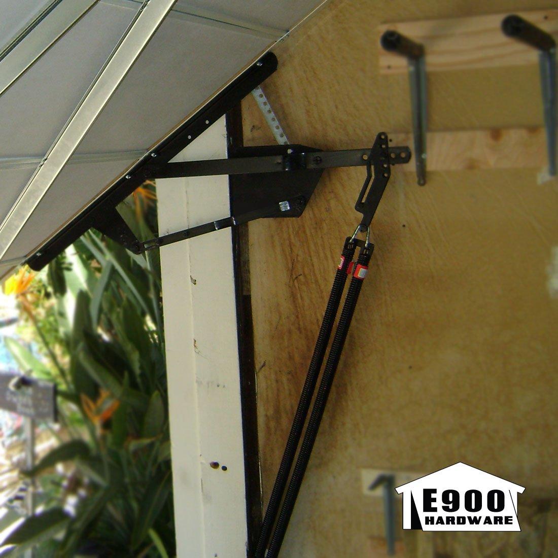 E900 Hardware Universal One Piece Garage Door Hardware Kit