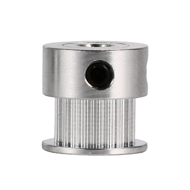 MadridGadgetStore® Polea Dentada Engranaje GT2 5mm 16 Dientes 16T ...