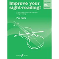 Improve Your Sight-Reading! Violin Level 2 US EDITION