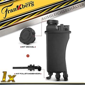 Ausgleichsbehälter Kühlmittelbehälter Mit Deckel Und Sensor Für 5er E39 520 525 528 530 7er E38 728 Benzin 1995 2004 17 11 1 436 381 Auto